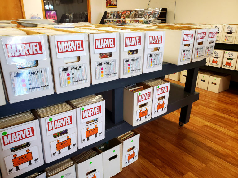 Marvel Back Issues